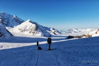 Kahiltna Glacier